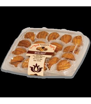 Walnut Cookies With Cooked Condensed Milk | Dolce De Leche | Oreshki