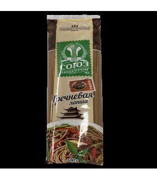 Buckwheat spaghetti   Лапша гречневая   400 g