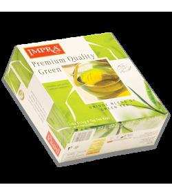 Impra | Green Tea | Premium Quality | 100 tea bags