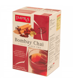 Impra | Black Tea | Bombay Chai |25 tea bag