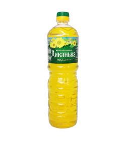 Sunflower Oil   Not Rafinated    Dikanka   32 oz